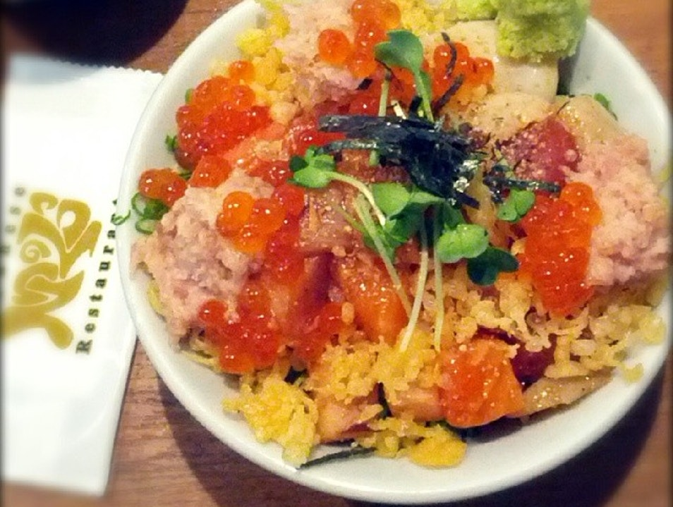 Hole-in-the-wall Japanese That's Worth the Crazy Queue