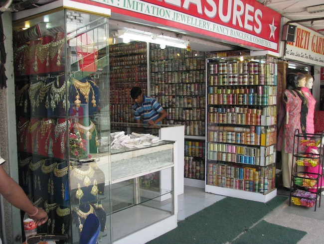 380 Options at Palika Bazaar