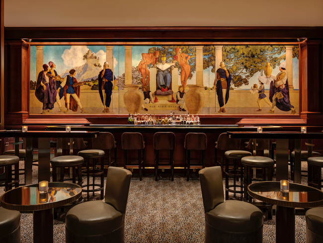 St. Regis King Cole Bar