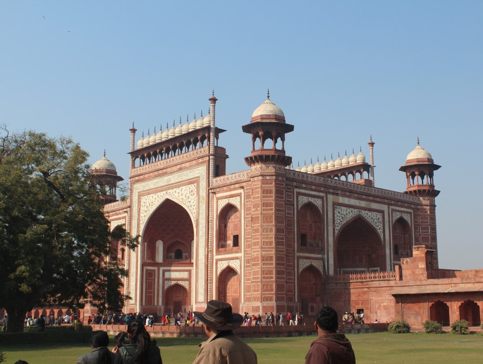 Know Your History at the Red Fort New Delhi  India
