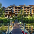 Nita Lake Lodge Whistler  Canada
