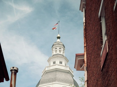 Maryland State House Annapolis Maryland United States