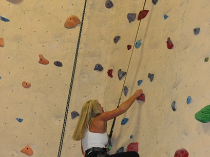 High Point Climbing and Fitness Chattanooga Tennessee United States