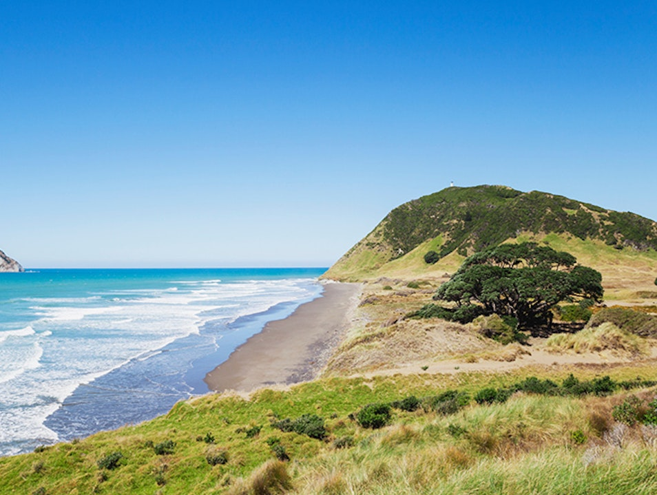 East Cape East Cape  New Zealand