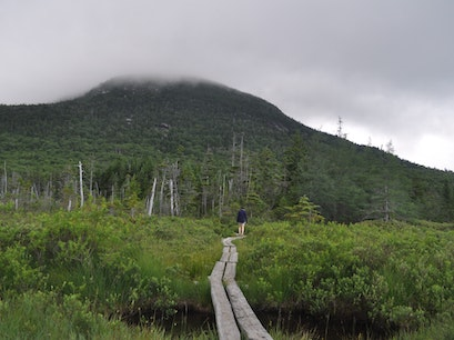 Franconia Notch State Park Franconia New Hampshire United States