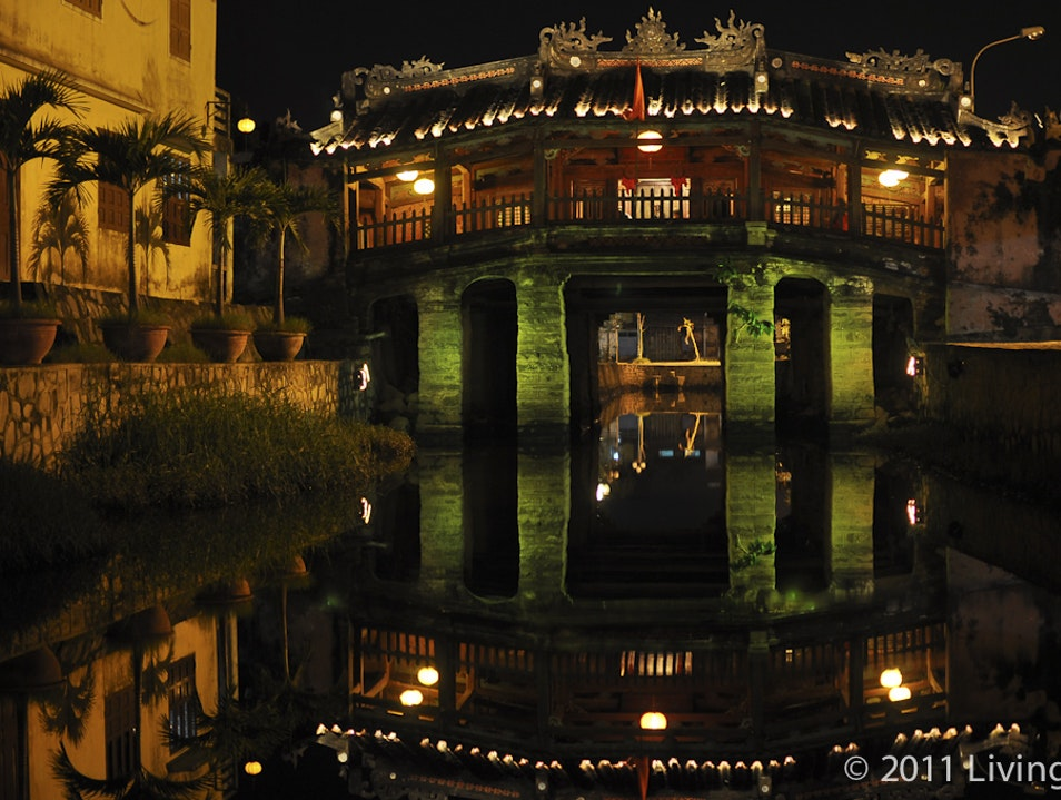 Visiting the UNESCO sites in Hoi An tp. Hội An  Vietnam