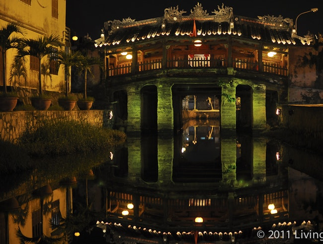 Visiting the UNESCO sites in Hoi An