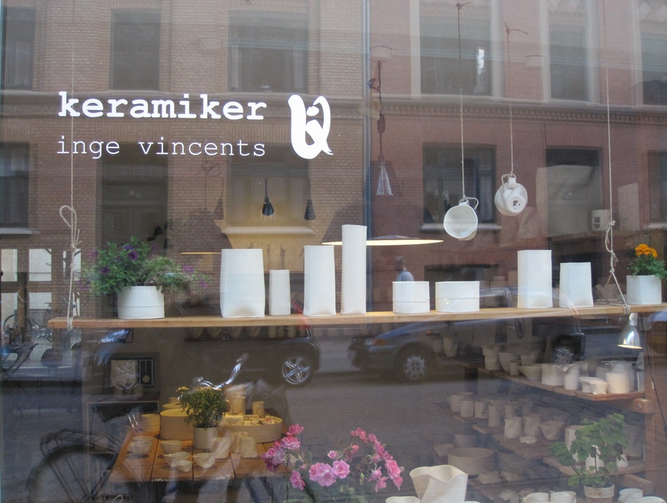 Where Do Copenhagen's Chefs Shop for Dishes? Copenhagen  Denmark