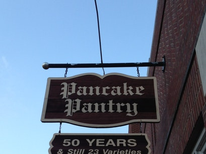Pancake Pantry Nashville Tennessee United States
