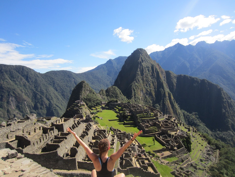 The South American Backpacker's Rite of Passage Santuario Historico Machu Picchu  Peru