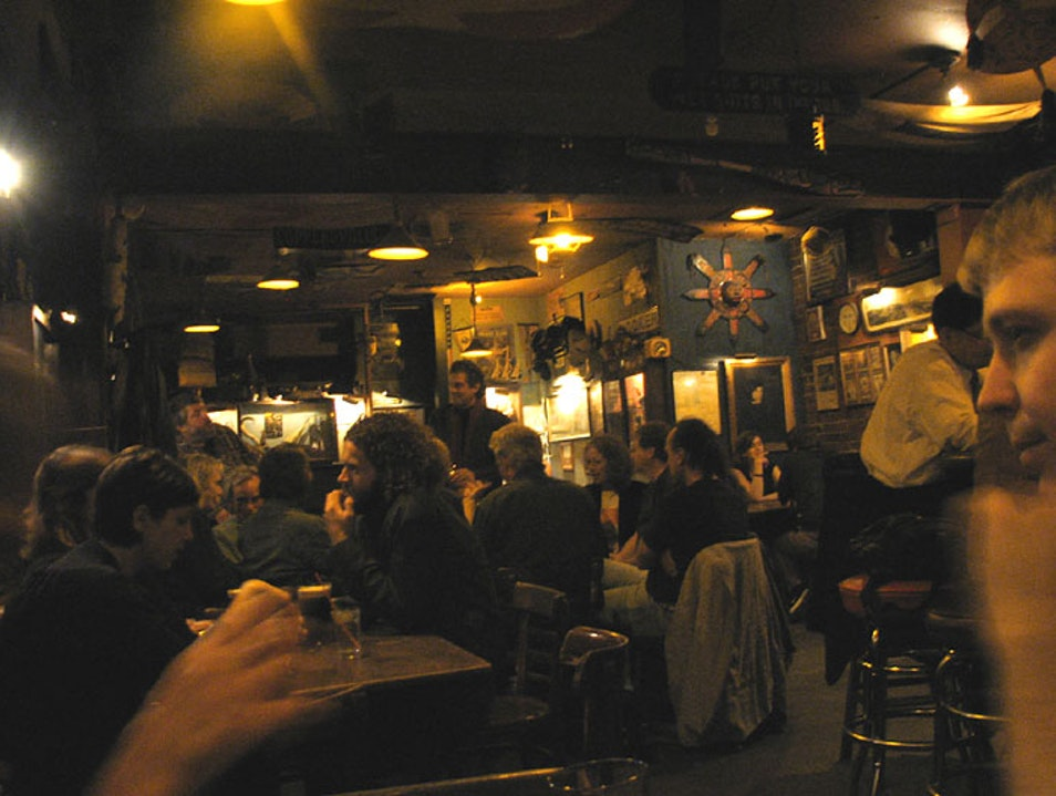 Grab a Drink at a Classic San Francisco Bar in North Beach San Francisco California United States