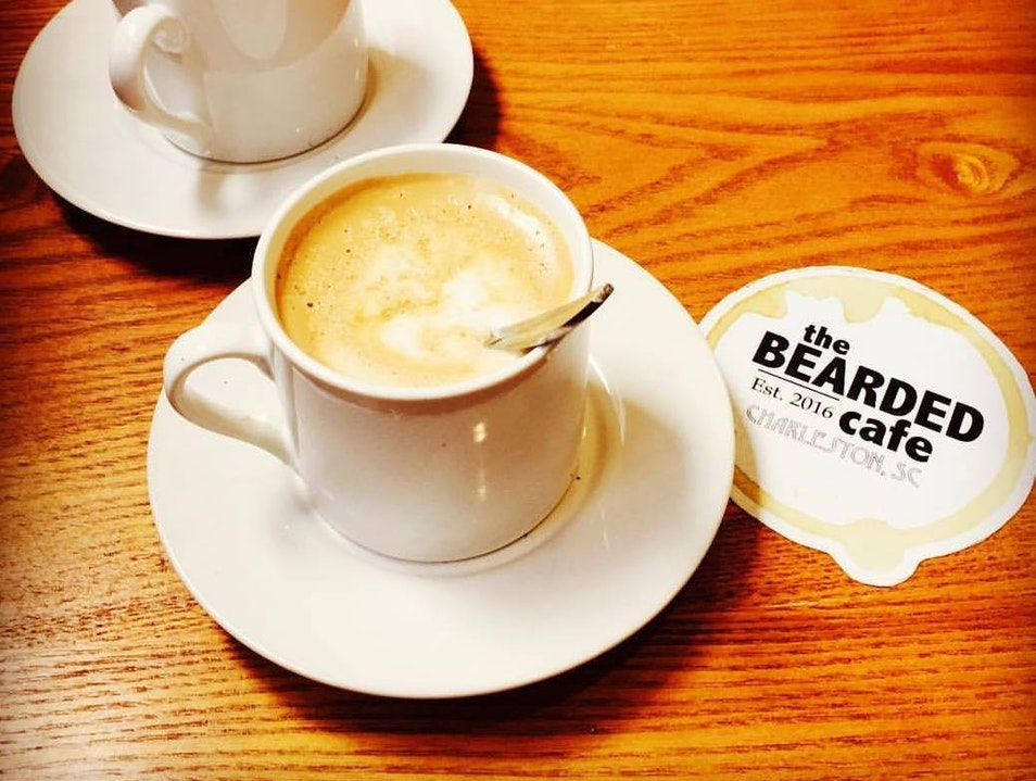 The Bearded Cafe  Charleston South Carolina United States