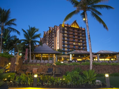 Aulani, A Disney Resort and Spa Kapolei Hawaii United States