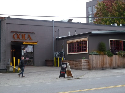 Oola Distillery Seattle Washington United States