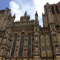 Wells Cathedral Wells  United Kingdom