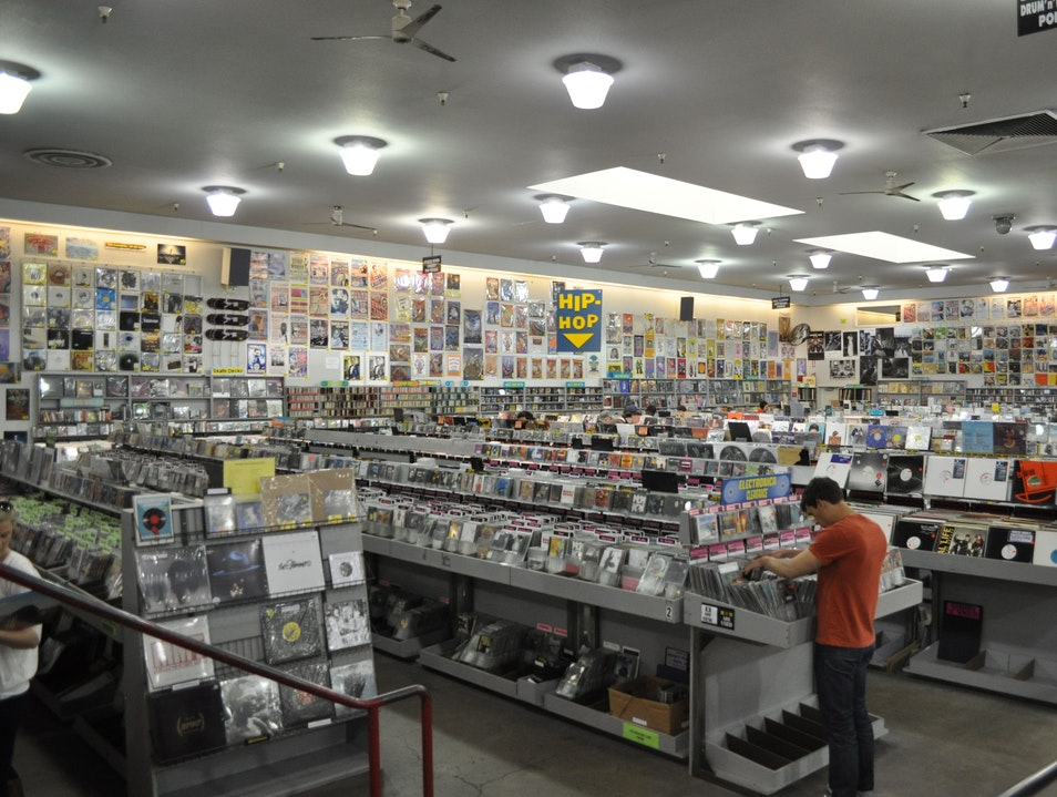 A Visit To A Music Mecca San Francisco California United States
