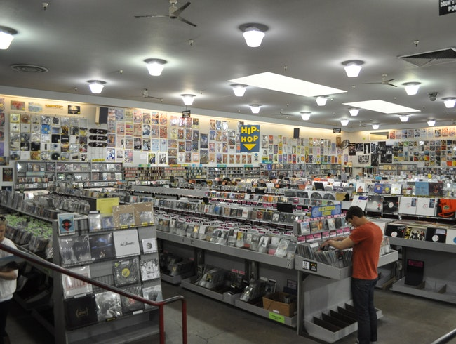 A Visit To A Music Mecca