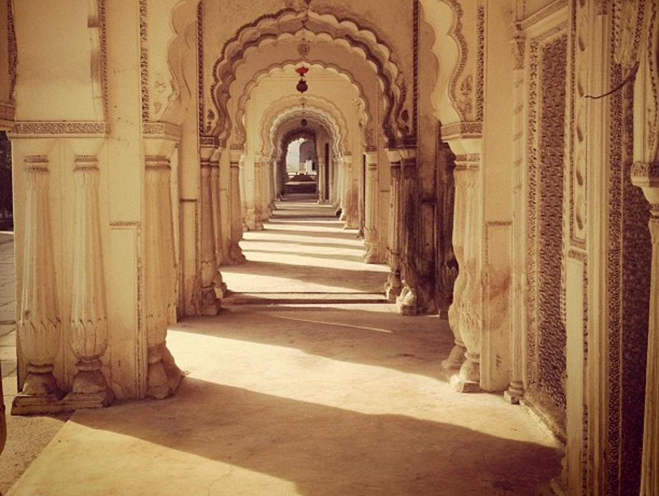Paigah Tombs in Hyderabad Hyderabad  India