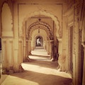 Paigah Tombs Hyderabad  India
