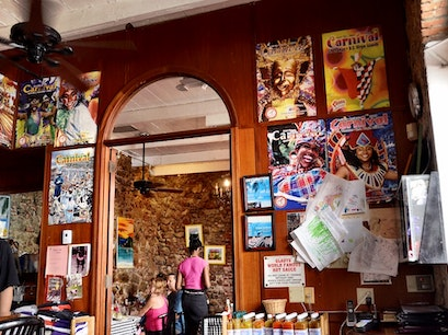 Gladys' Café Charlotte Amalie  United States Virgin Islands