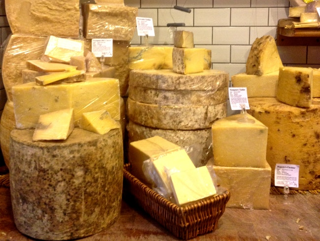 Exceptional Artisanal Cheeses in Dublin