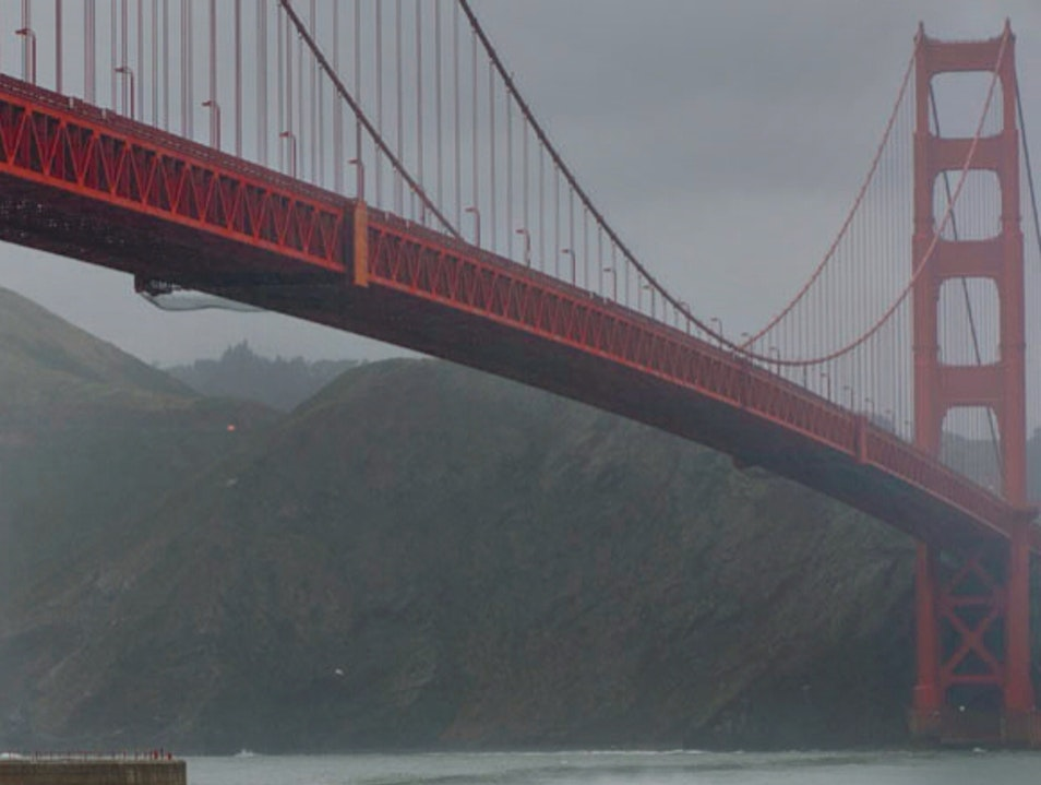 Fort Point Adrenaline! San Francisco California United States