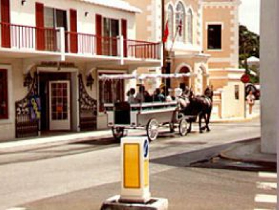 See the Sights in Style and Elegance in a Horse-Drawn Carriage St.George's  Bermuda