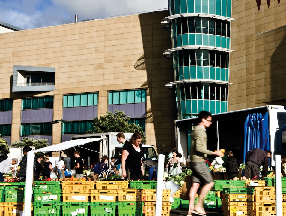 City and Harbourside Markets