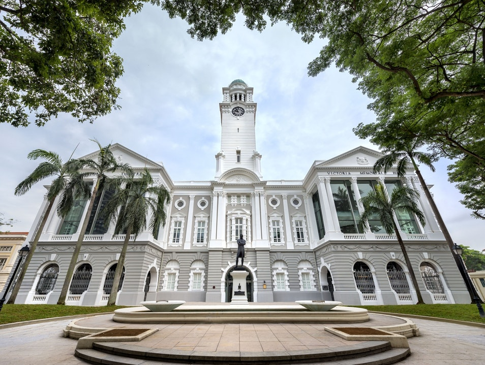 Stately new entrants to Singapore's performing arts scene