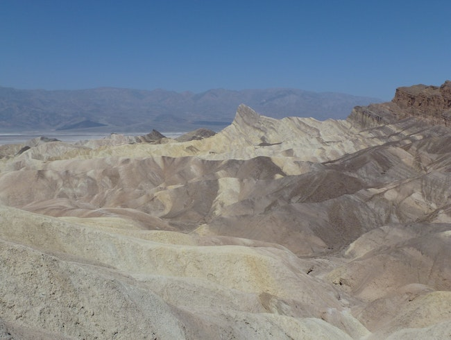 Beautiful Death Valley ,Calif.
