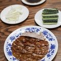 Li Qun Roast Duck Restaurant Beijing  China
