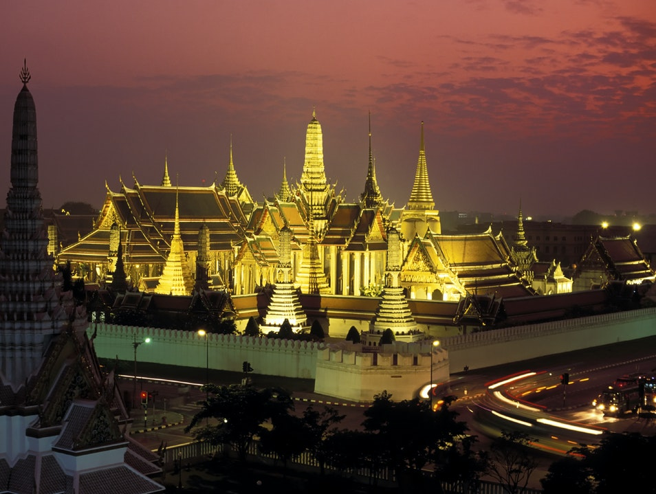 Experience the Majesty of the Royal City Bangkok  Thailand