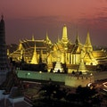 The Grand Palace Bangkok  Thailand