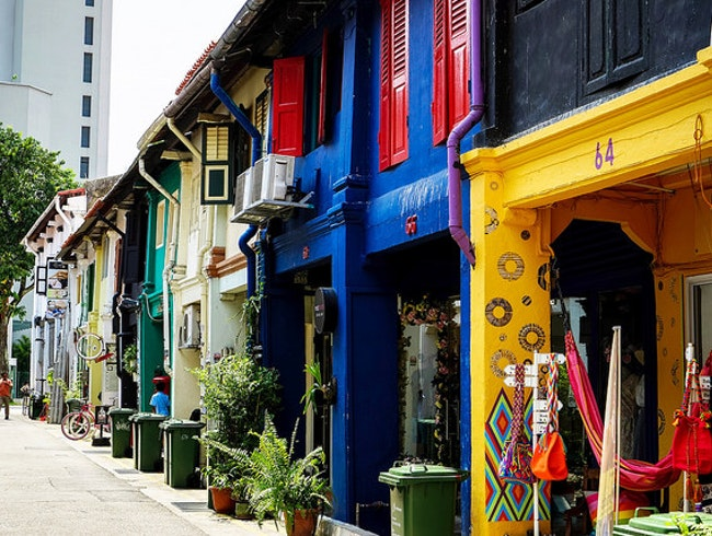 Shop and Eat in Kampong Glam