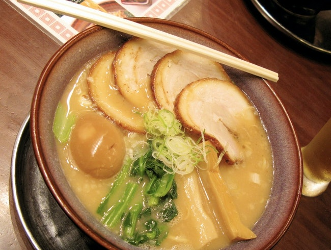 Join in Bangkok's Ramen Craze