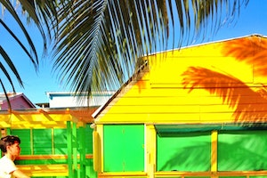 Kelly's 40th to Caye Caulker!