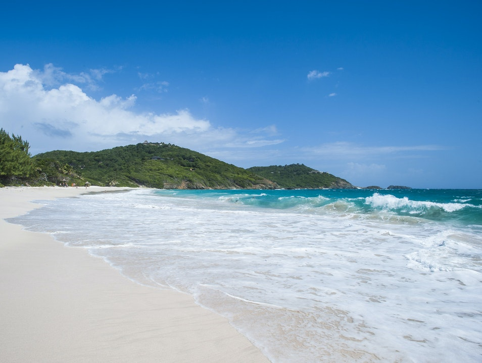 Macaroni Beach Blackstone  Saint Vincent and the Grenadines