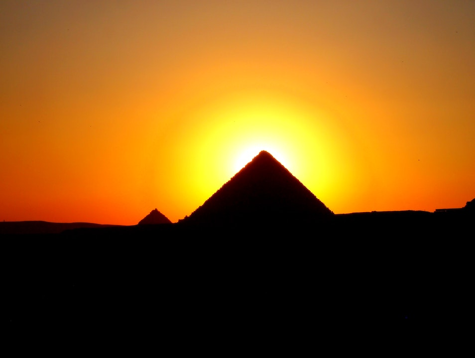 Best 5 Hour Layover: The Mightiest of Sunsets Cairo  Egypt