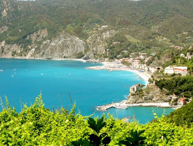 Hiking to Monterosso al Mare