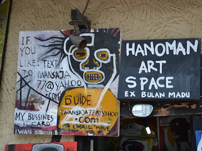Hanoman Art Space Ubud  Indonesia
