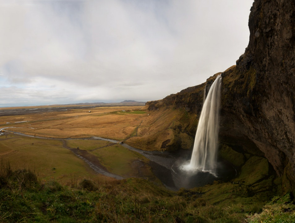 Seljalandsfoss, Route 1 and Þórsmörk, Iceland South  Iceland