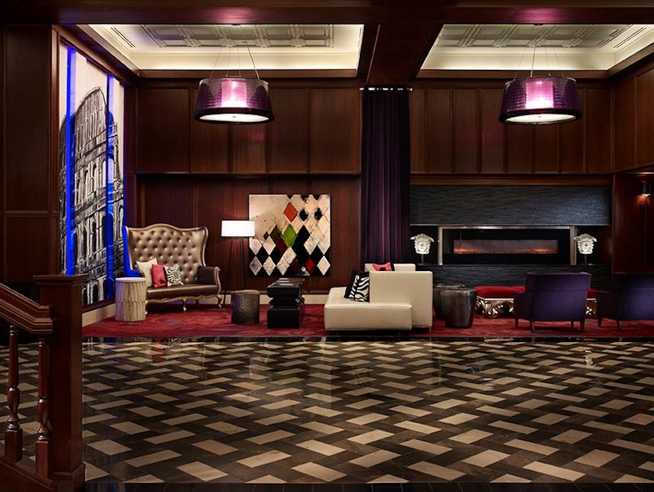 Timeless Sophistication at the Grand Hotel