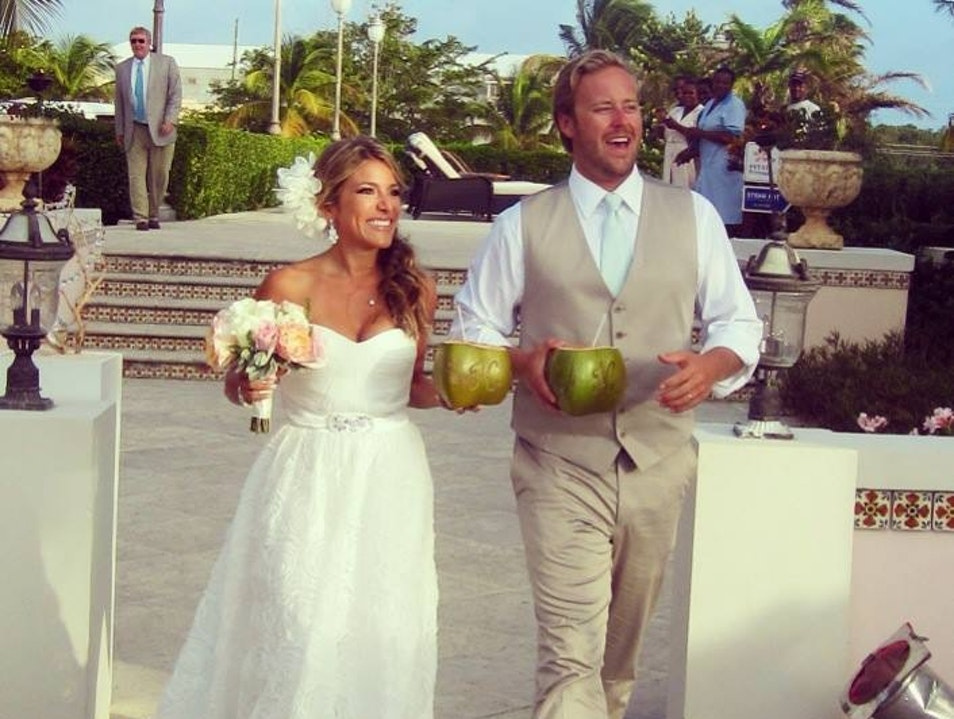 Tying the knot in Anguilla