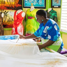 Caribelle Batik at Romney Manor