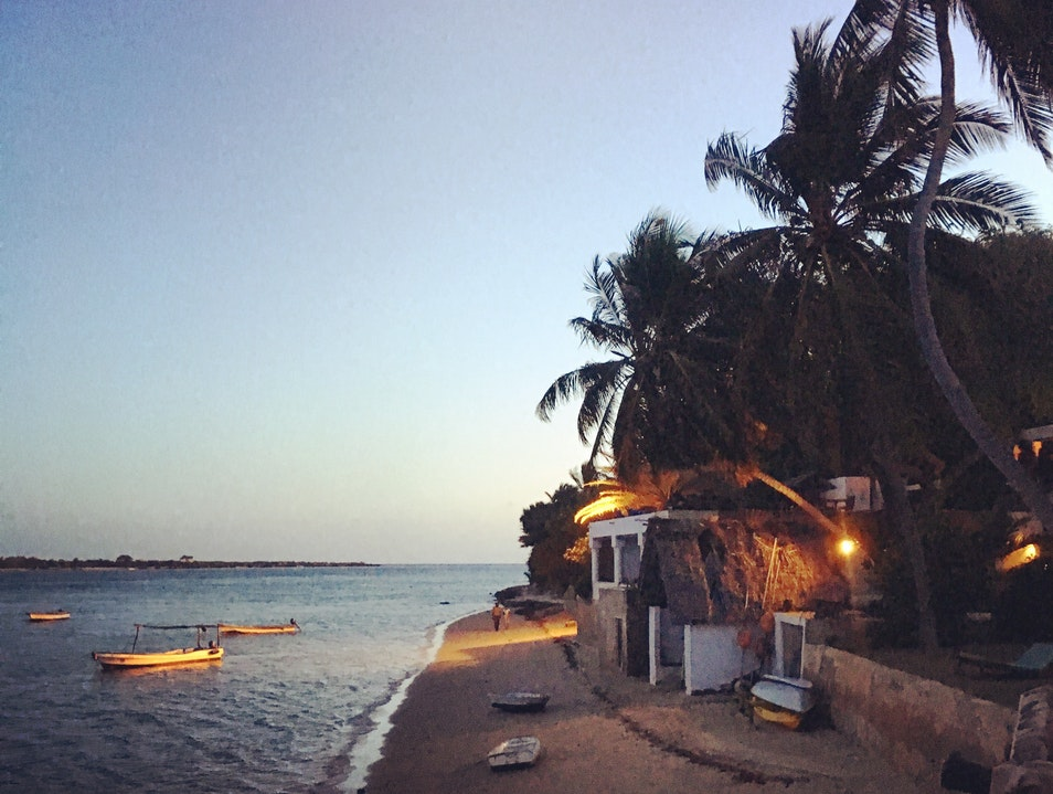 The best hotel for the solo traveler  Lamu Island  Kenya