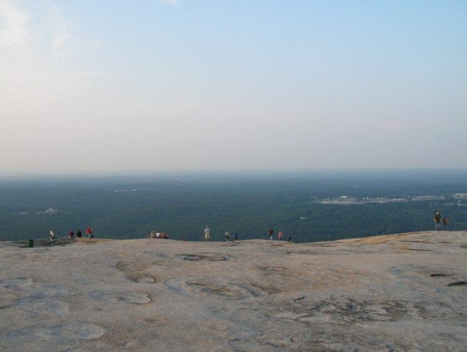 Stone Mountain Forsyth Georgia United States