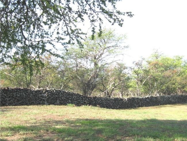 See the Great Wall of Kuakini
