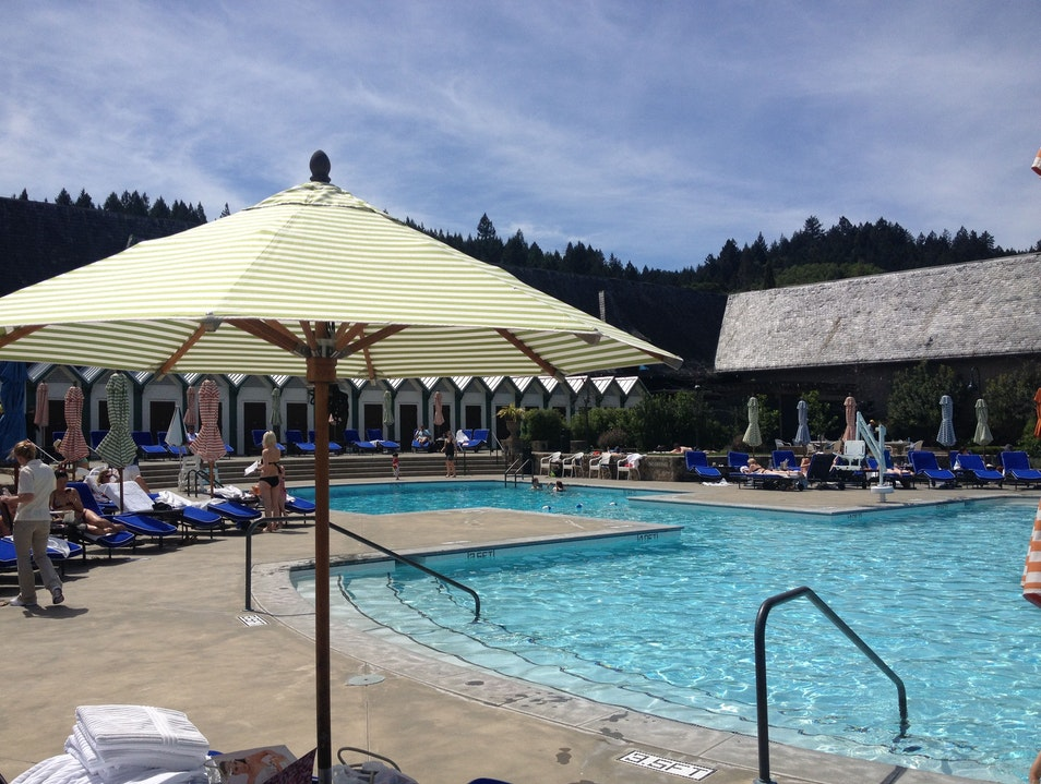 A Day's Vacation at the Coppola Winery
