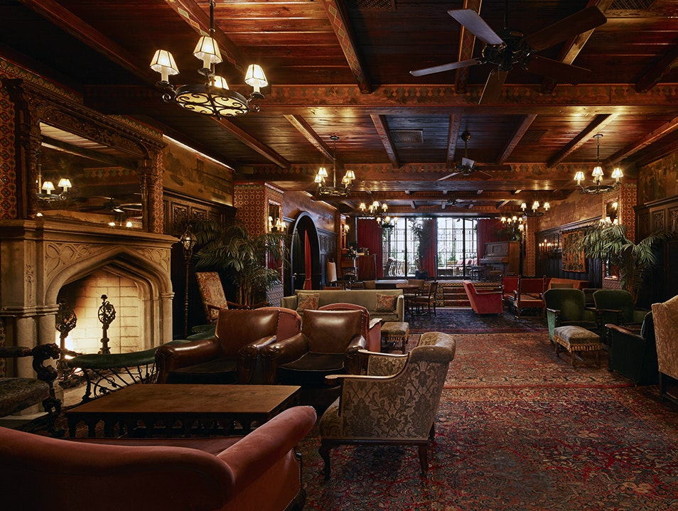 The Bowery Hotel New York New York United States