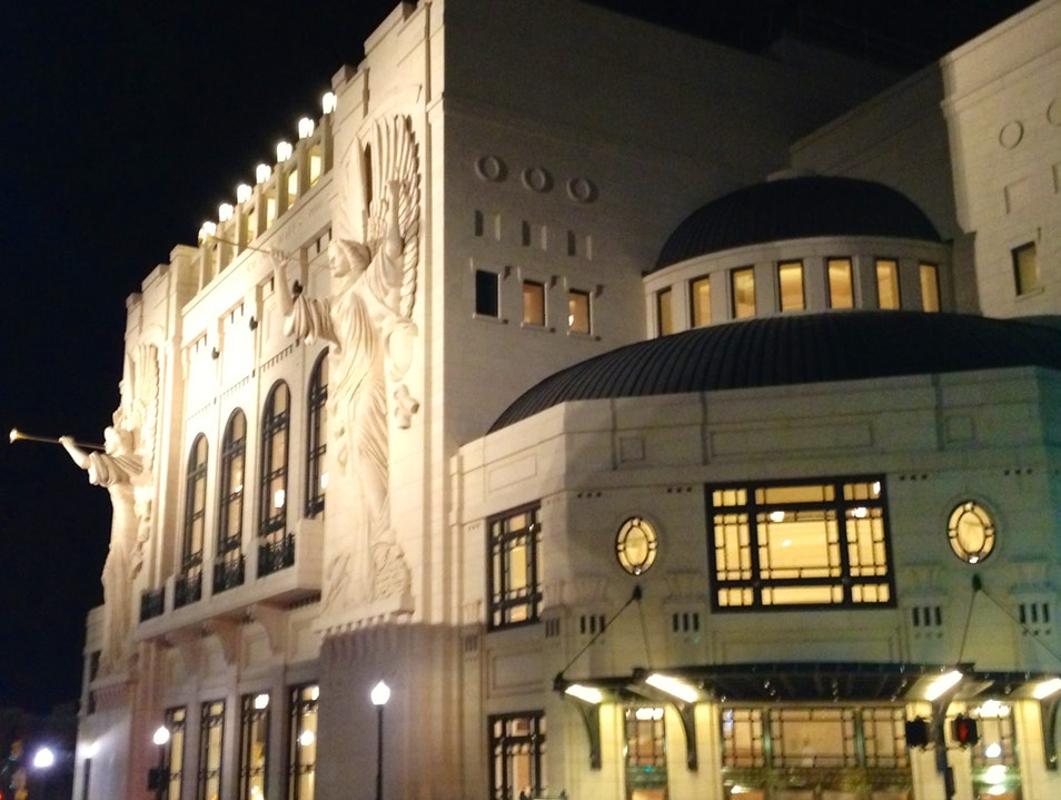 The Beautiful Bass Hall Fort Worth Texas United States